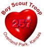 Troop 257 of Overland Park, Kansas - The Scouts With Heart